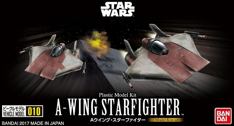 B A-WING STARFIGHTER SET 010