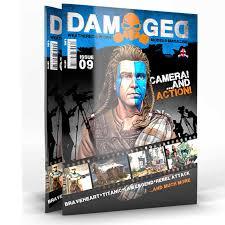 DAMAGED MAGAZINE 09