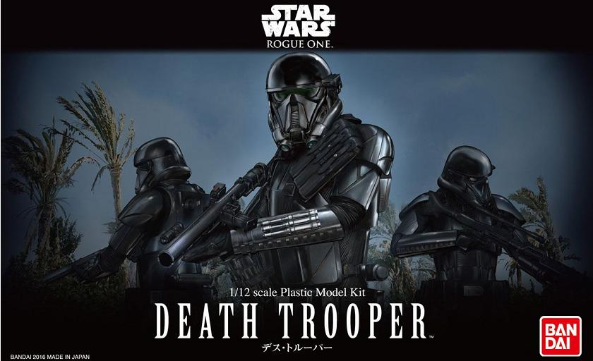 B DEATH TROOPER 1:12