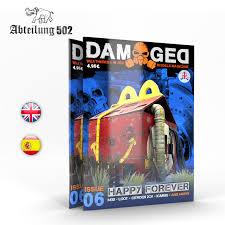 DAMAGED MAGAZINE 06