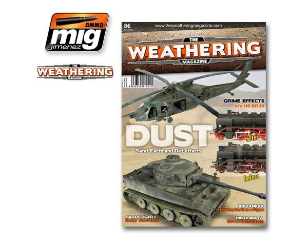 THE WEATHERING MAGAZINE DUST