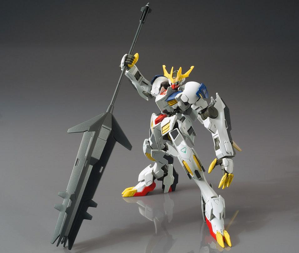 HG BARBATOS LUPUS REX