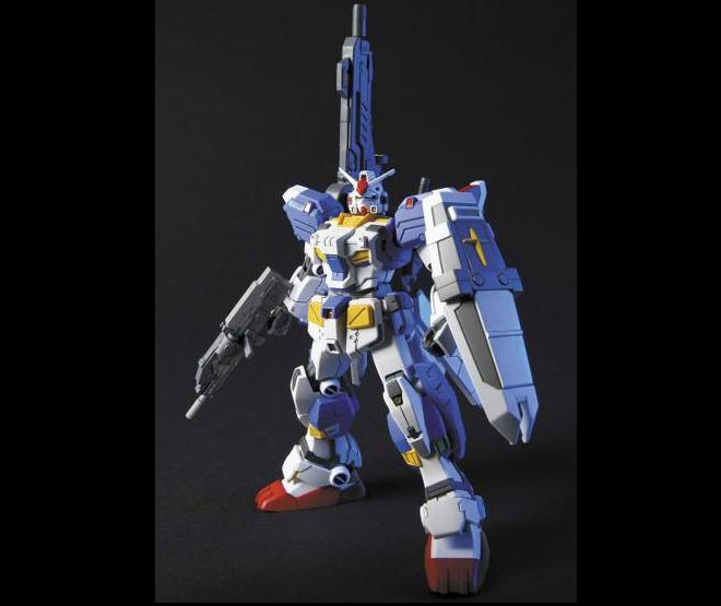 HG GUNDAM 7TH RX-78-3 FULL ARMOR