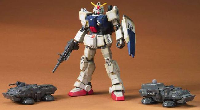 HG GUNDAM RX-79G GROUND WAR SET