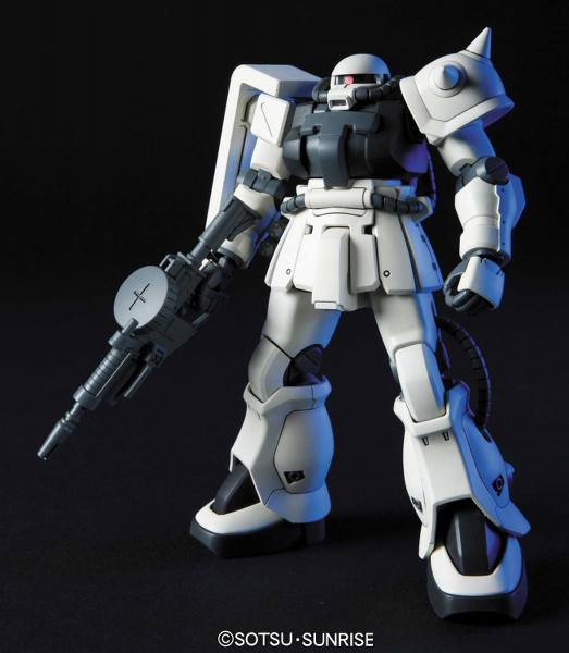 HG ZAKU-F2 EARTH FED TYPE