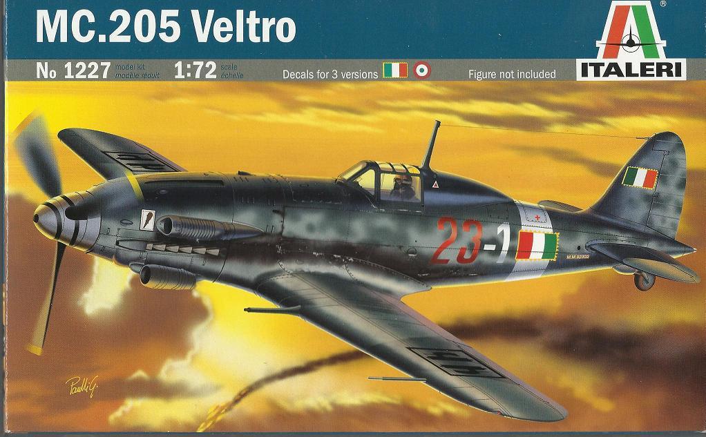 AEREI ITALIANI SCALA 1/72 WWII