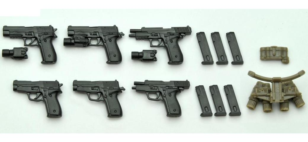 LITTLE ARMORY 007 P226 TYPE & P228 TYPE