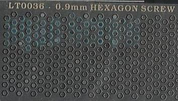 LT HESAGON SCREW