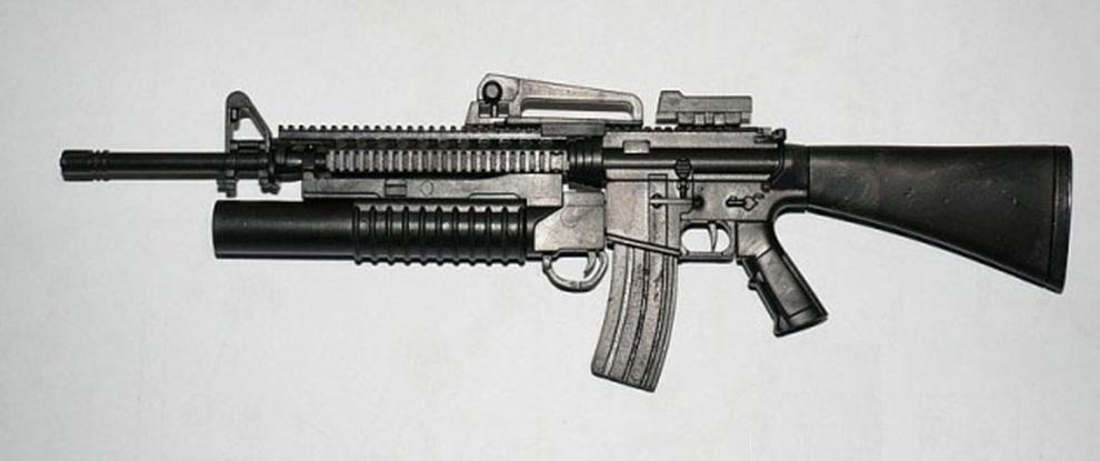 L M16A4