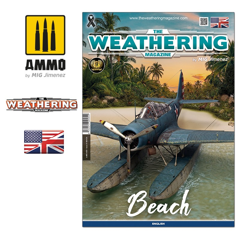 THE WEATHERING MAGAZINE BEAH