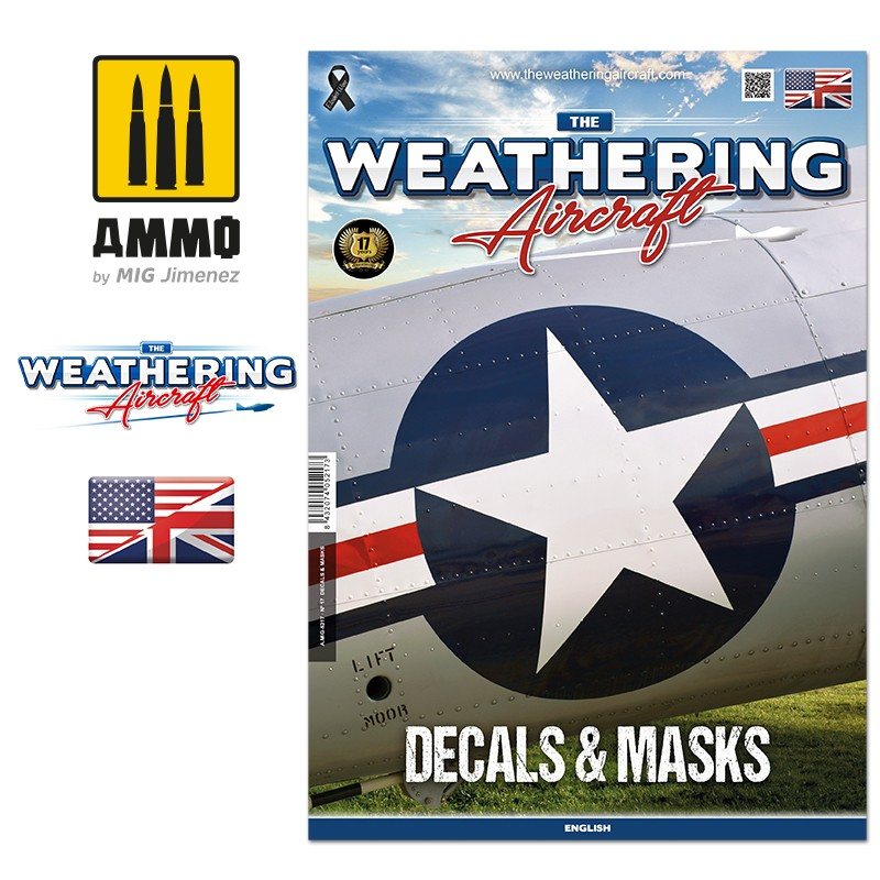 THE WEATHERING AIRCRAFT DECALS & MASKS