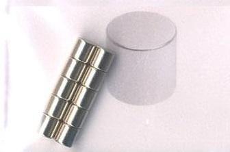 HIQ NEODYMIUM MAGNET DIAMETRO 1.0 mm