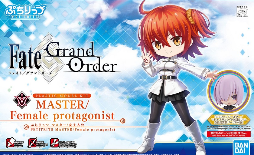 PETITRITS MASTER PROTAGONIST