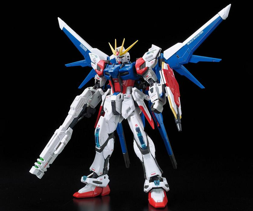 RG GATX-105B BUILD STRIKE GUNDAM FULL PACKAGE