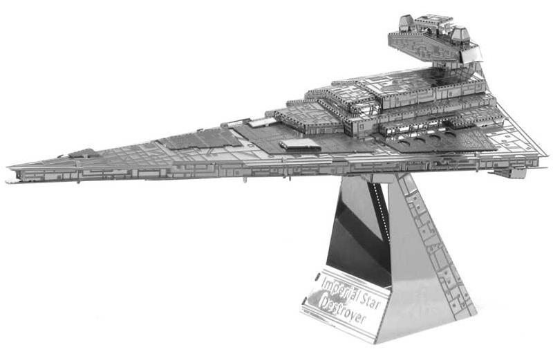 PHOTO ETCHED IMPERIAL STAR DESTROYER