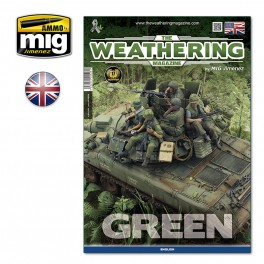 THE WEATHERING MAGAZINE GREEN
