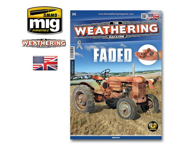 THE WEATHERING MAGAZINE FADED