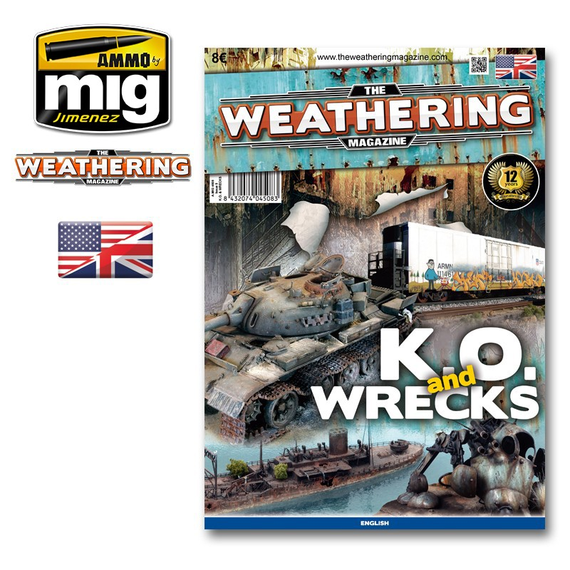 THE WEATHERING MAGAZINE K.O. AND WRECKS