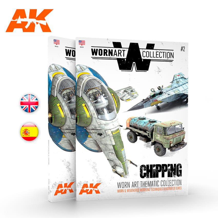 WORNART COLLECTION CHIPPING VOL 2