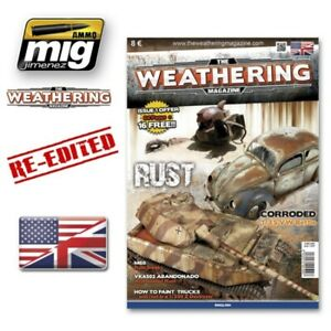 THE WEATHERING MAGAZINE RUST