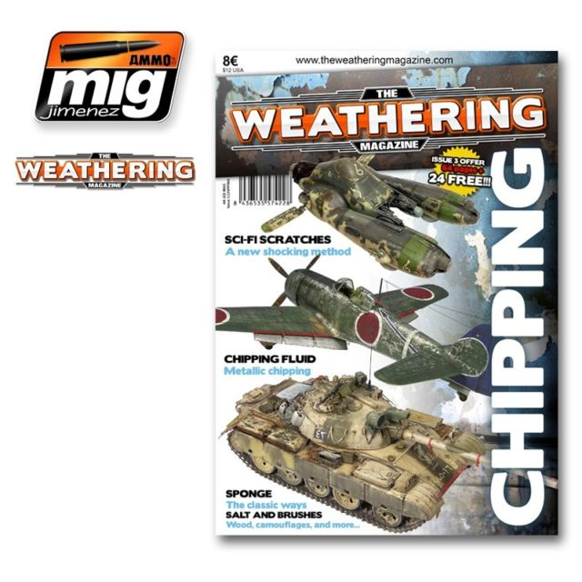 THE WEATHERING MAGAZINE CHIPPING