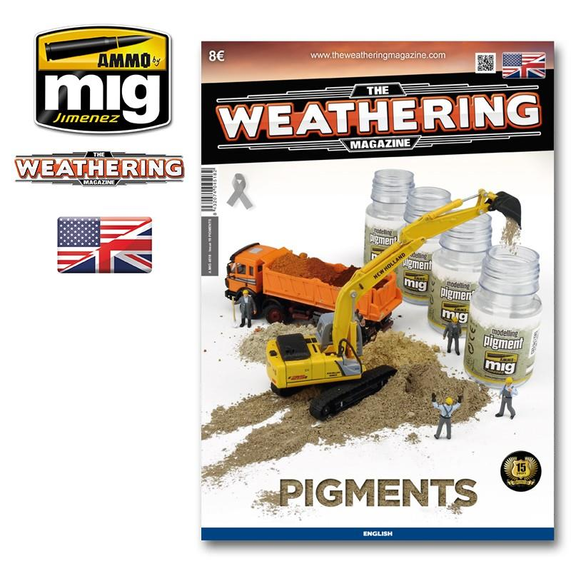 THE WEATHERING MAGAZINE PIGMENTS