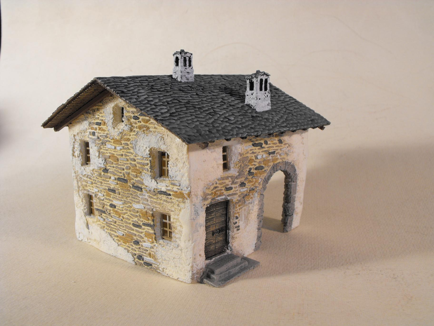 Abbiati wargames for Piccoli piani di casa di montagna