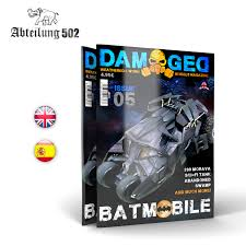 DAMAGED MAGAZINE 05