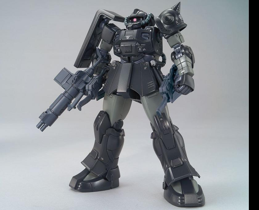 HG ZAKU YMS-11 ACT (KYCILIA'S FORCES)