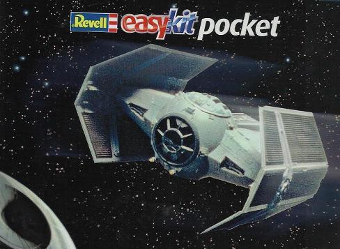 REVELL DARTH VADER'S TIE FIGHTER 01