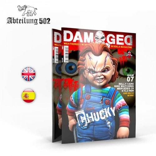 DAMAGED MAGAZINE 07