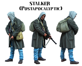 STALKER POST APOCALYPTIC 03