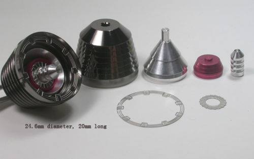 METAL THRUSTER 24mm